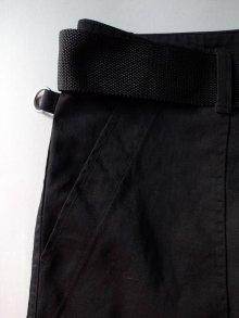 他の写真2: PEEL&LIFT        black satin bondage trousers modern ブラックボンテージトラウザース