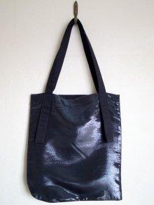 他の写真1: tactor       flat big bag・black×gold