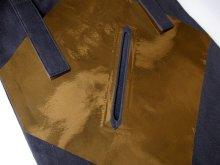 他の写真3: tactor       flat big bag・black×gold