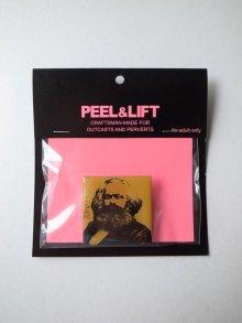 他の写真1: PEEL&LIFT        marx badge マルクスバッチ・イエロー