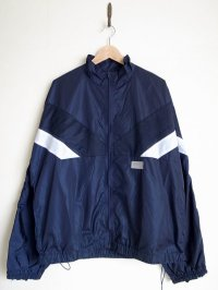 stein       SHIFTED TRACK JACKET・NAVY