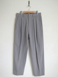 stein       EX WIDE TROUSERS ・F.KHAKI