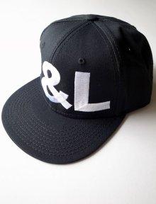 他の写真2: PEEL&LIFT        block letter cap P&Lキャップ・ブラック