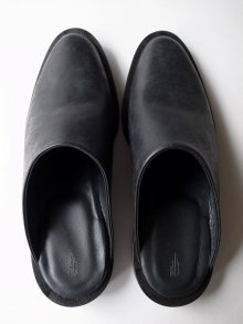 他の写真1: ISHMM       sabot shoes・ALL BLACK