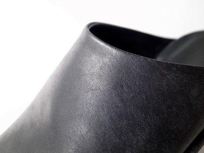 画像2: ISHMM       sabot shoes・ALL BLACK