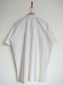 他の写真1: Dulcamara      Sスリーブガンフラップシャツ ストライプ