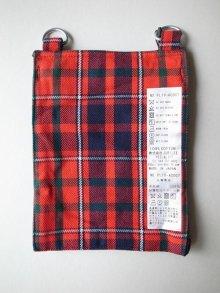 他の写真1: PEEL&LIFT       chain pouch チェーンポーチ・red tartan