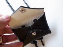 他の写真3: ebagos  エバゴス  型押しキップレザーフウトウバッグチャーム