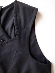"""他の写真3: sulvam       サルバム """"crazy vest""""クレイジーパターンベスト"""