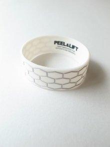 他の写真1: PEEL&LIFT        tire tread wristband リストバンド・white