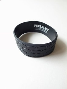 他の写真1: PEEL&LIFT        tire tread wristband リストバンド・black