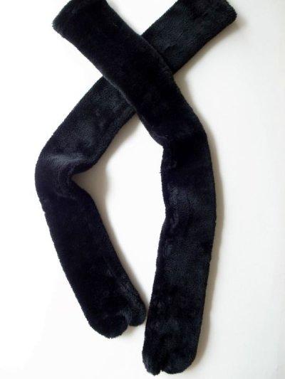 """画像1: sulvam       サルバム """"fur socks """"ファーロングソックス"""