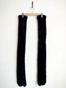 """他の写真1: sulvam       サルバム """"fur socks """"ファーロングソックス"""