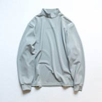 stein       OVERSIZED HIGH NECK LS・P.GRAY