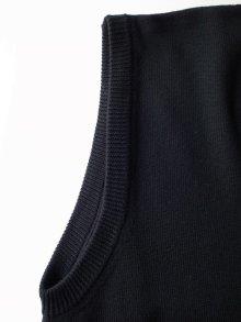 他の写真3: stein       BACK DOUBLE KNIT VEST・BLACK