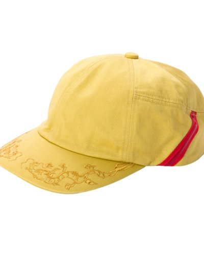 画像2: PHINGERIN       フィンガリン LUCY CAP・マスタード