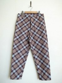 SHINYA KOZUKA       シンヤコヅカ WORK TROUSERS・BEIGE