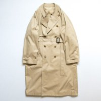 stein       LAY OVERSIZED OVERLAP COAT・BEIGE