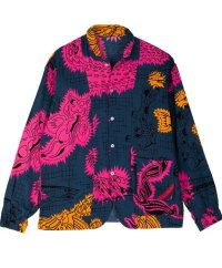 PHINGERIN       フィンガリン NIGHT SHIRT GAUZE TENTACLE