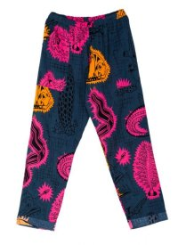 PHINGERIN       フィンガリン NIGHT PANTS GAUZE TENTACLE