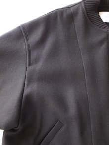 他の写真2: stein       WOOL ZIP JACKET・BLACK