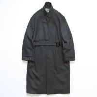 stein       LAY CHESTER COAT・G.KHAKI