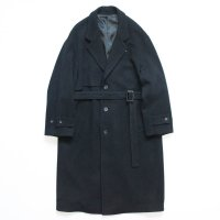 stein       LAY CHESTER COAT・BLACK