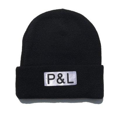 画像1: PEEL&LIFT        watch cap ニットキャップ