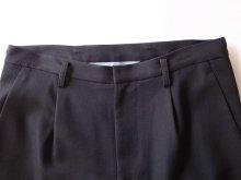 他の写真2: Dulcamara      よそいきスリムテーパードパンツ・ブラック