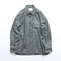 stein       OVERSIZED DOWN PAT SHIRT・GLEN CHECK