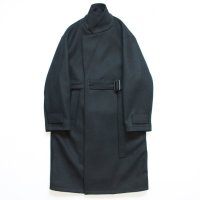 stein       OVERSIZED LESS COAT