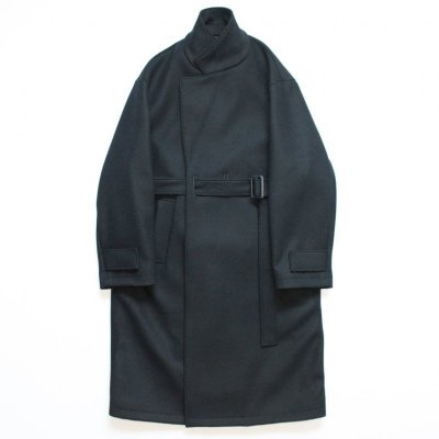 画像1: stein       OVERSIZED LESS COAT