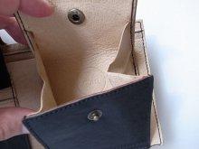 他の写真3: ebagos  エバゴス  ホースヌメシュリンクカシメ二つ折財布