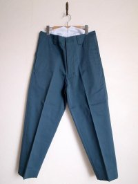 SHINYAKOZUKA       シンヤコヅカ WORK TROUSERS with DICKIES・JADE