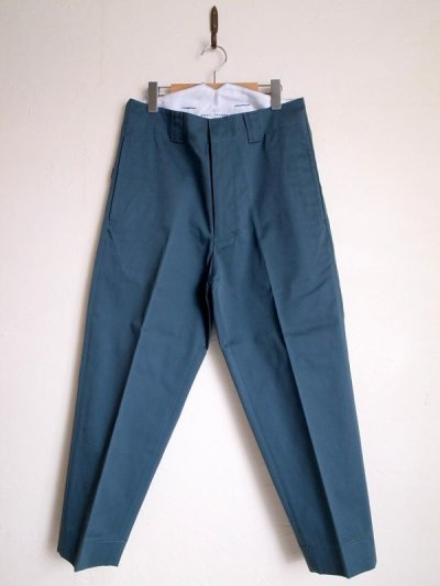 画像1: SHINYAKOZUKA       シンヤコヅカ WORK TROUSERS with DICKIES・JADE