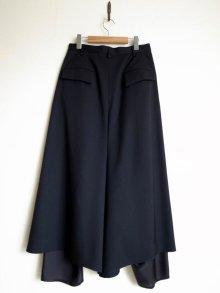 """他の写真1: sulvam       サルバム  """"skirt PT""""スカートパンツ"""