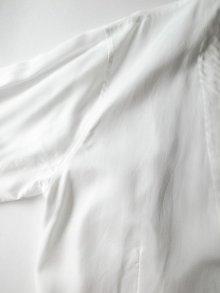 """他の写真3: sulvam       サルバム  """"long v-neck SH""""ロングVネックシャツ"""