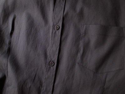 """画像2: sulvam       サルバム  """"over SH""""オーバーサイズシャツ"""
