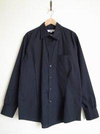 """sulvam       サルバム  """"stand collar SH""""ダーツ入りシャツ"""