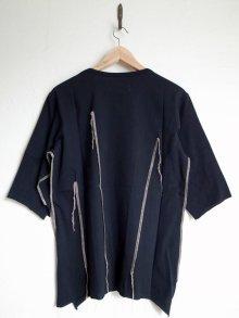 """他の写真1: sulvam       サルバム  """"darts T-SH""""ダーツTシャツ・ブラック"""