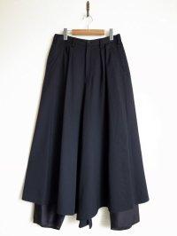 "sulvam       サルバム  ""skirt PT""スカートパンツ"
