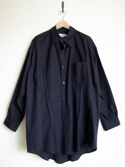 """画像1: sulvam       サルバム  """"over SH""""オーバーサイズシャツ"""
