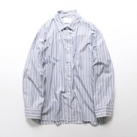 stein       OVERSIZED DOWN PATTERN SHIRT・STRIPE