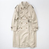 stein       LAY OVERSIZED TRENCH COAT・BEIGE