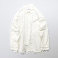 stein       OVERSIZED DOWN PATTERN SHIRT・-minus