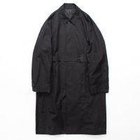stein       SLEEVE OVER FOUNDATION COAT・BLACK