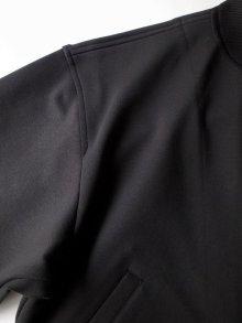 他の写真2: stein       DIVIDE SLEEVE KNIT ZIP JACKET・BLACK