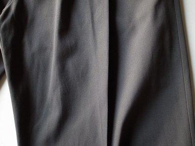 画像2: stein       WIDE STRAIGHT TROUSERS・DE.TAUPE