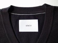 他の写真1: stein       SEPARATED KNIT VEST・BLACK
