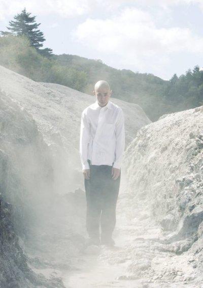 画像2: SOSHI OTSUKI       ソウシオオツキ ENDING CUTTERSHIRTS・WHITE